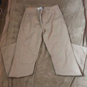 NWT. Khaki pants for boys size 10.